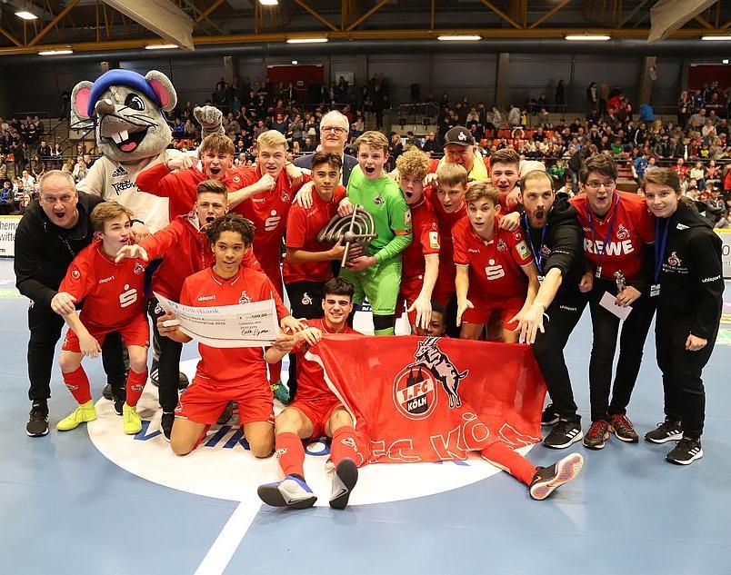 20. FreewayCup: 1. FC Köln verteidigt den...